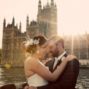 London Wedding with a Ruffled Dress ~ Part 2