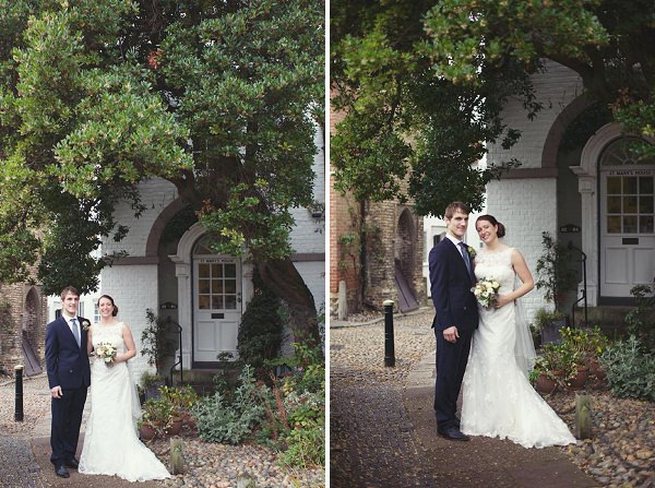 A Simple + Chic Wedding In Rye