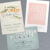 Minted : Wedding Stationery… Super Pretty Paper!!