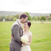 Eclectic + Colourful DIY Village Hall Wedding