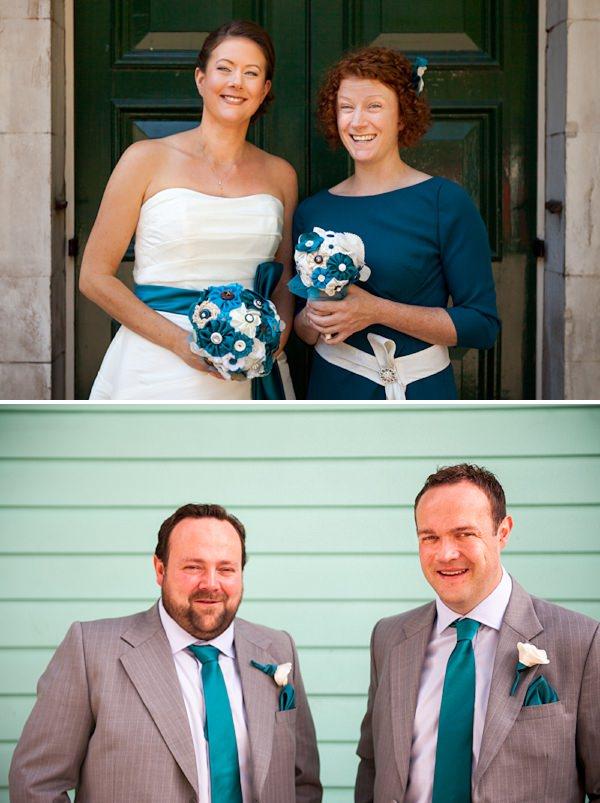 teal wedding outfits