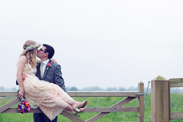 wildflower farm wedding