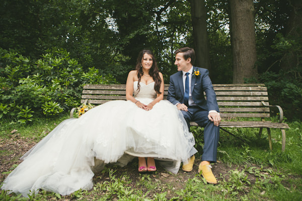A Crafty Sunflower Filled Wedding ~ UK Wedding Blog ~ Whimsical Wonderland Weddings