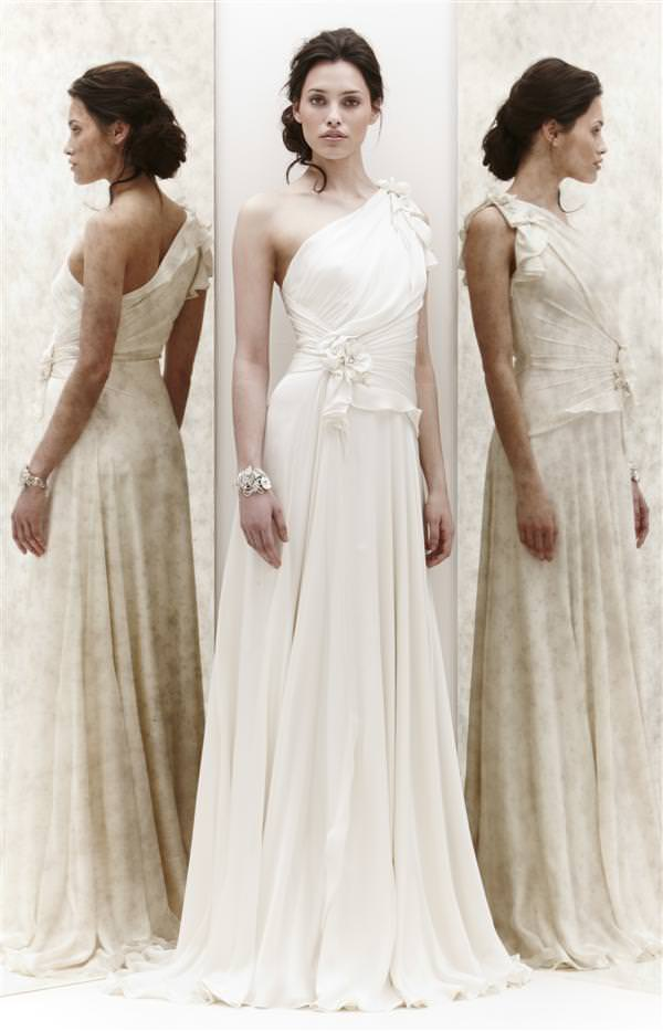 f51a14ad26aa0 Jenny Packham Bridal Collection 2013 | Whimsical Wonderland Weddings