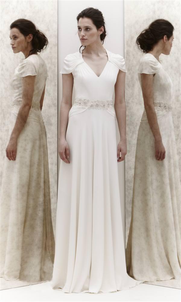 Jenny Packham Bridal Collection 2013 | Whimsical Wonderland Weddings
