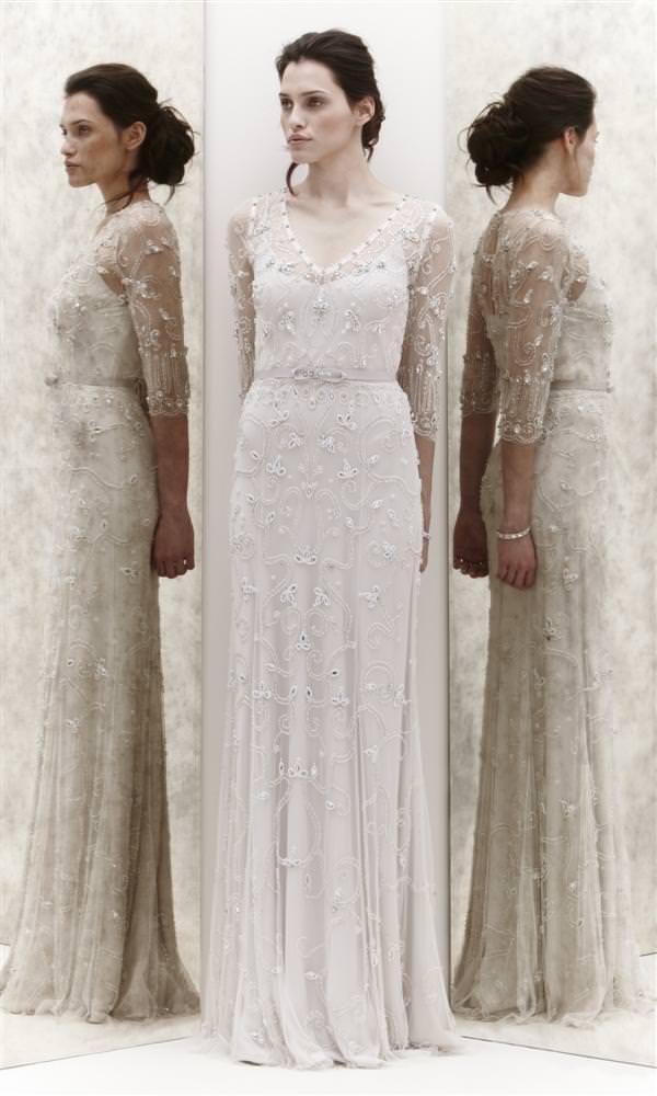 Jenny Packham Bridal Collection 2013 Whimsical Wonderland Weddings