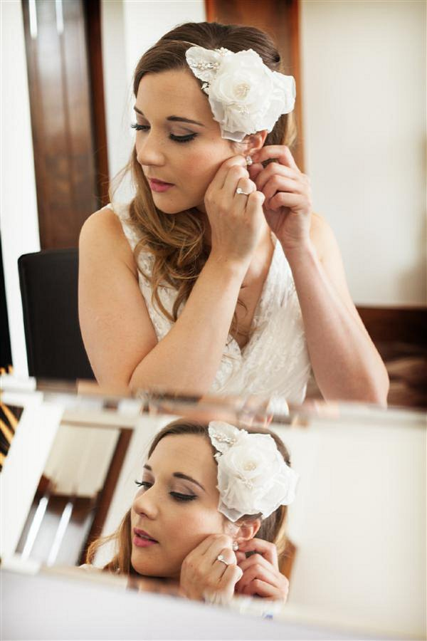 Elegant Bridal Looks by Vintage Styler ~ UK Wedding Blog ~ Whimsical Wonderland Weddings