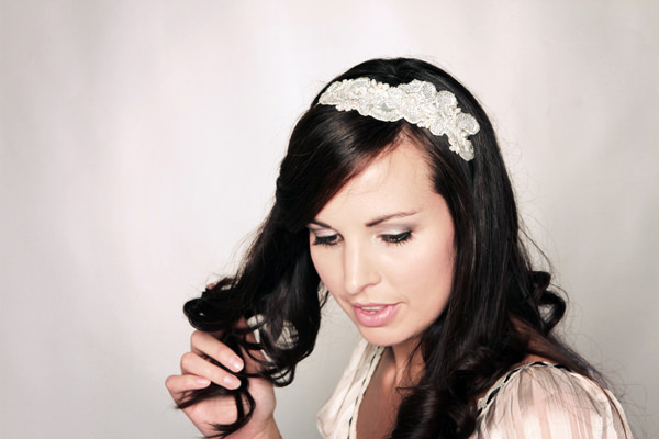 Ivory Tuesday: Bridal Hair Accessories. New WWW Sponsor ~ UK Wedding Blog ~ Whimsical Wonderland Weddings