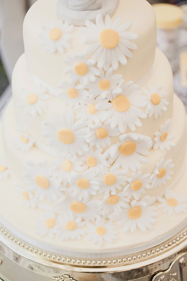 A Groovy Pale Yellow 1960s Inspired Wedding Whimsical