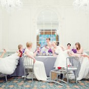 UK Alliance of Wedding Planner's Styled Shoot: Planners at Play