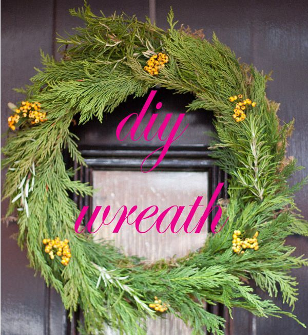 DIY Wreath Tutorial ~ UK Wedding Blog ~ Whimsical Wonderland Weddings