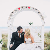 Love is Sweet – An Intimate Outdoor Beach Wedding in Scotland