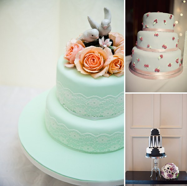 Vintage Wedding Cake Ideas
