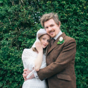A Meaningful Family Friendly & Stylish Wedding