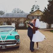 A Fun 1950s Feel Wedding