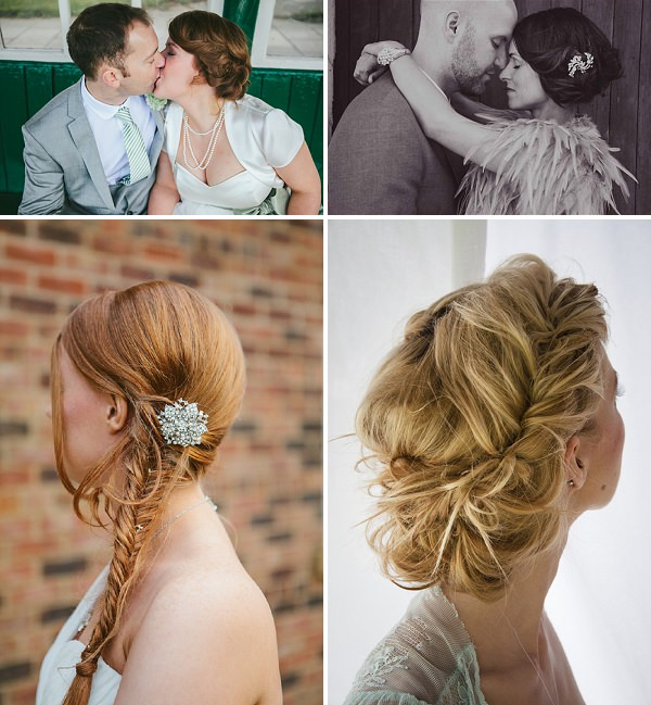 Styles Wedding Natural Hair Ideas Plaits Hairstyles Bride Rustic