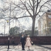 A Sweet Vintage Feel London Pub Wedding