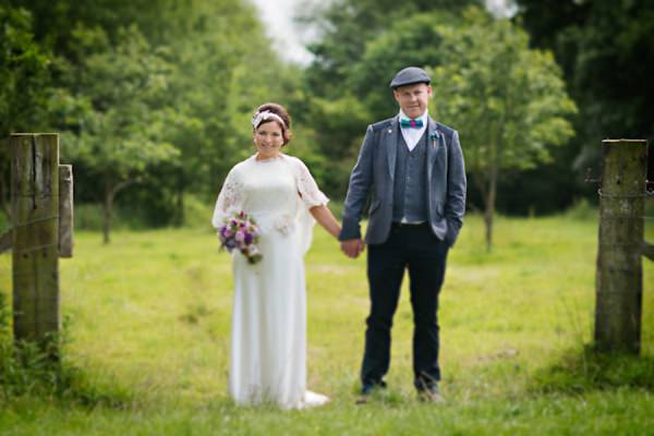 farm outdoor wedding Wales http://www.photographer-north-wales.com/