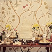 Wedding Cake & Dessert Table Ideas