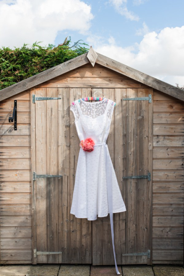 polka dot wedding dress http://www.georgimabee.com/