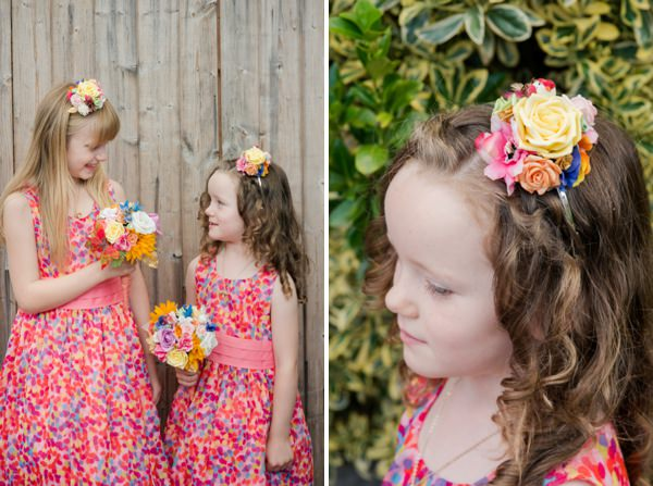 pretty flower girls wedding http://www.georgimabee.com/