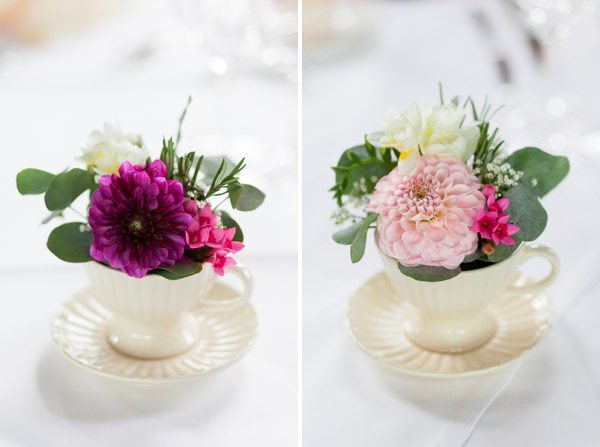 tea cup wedding flowers  http://www.victoriaphippsphotography.co.uk/
