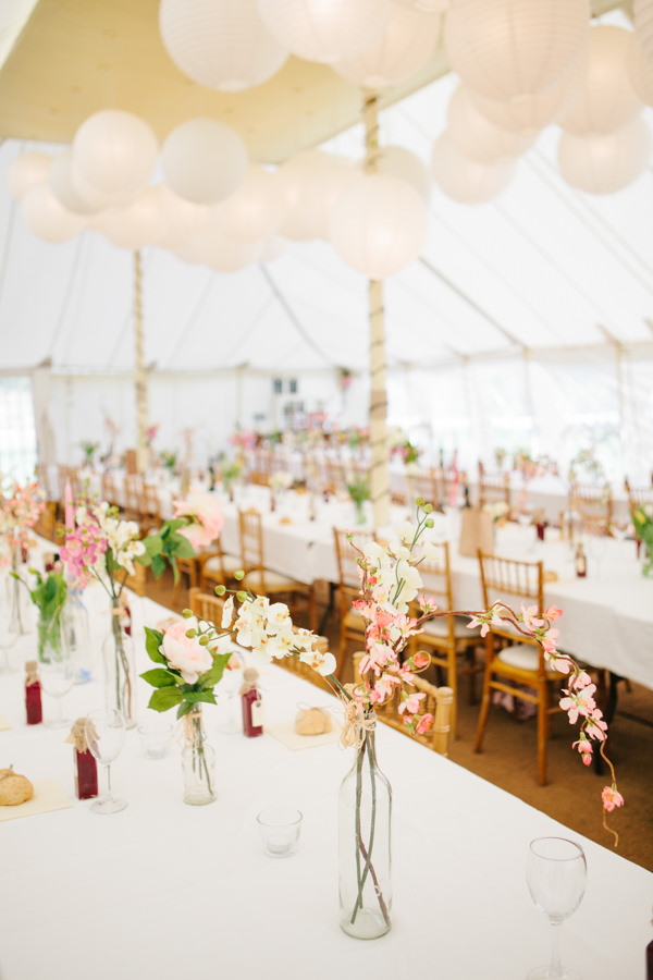 A Rustic Floral Love Fest Sunset Wedding | Whimsical Wonderland ...