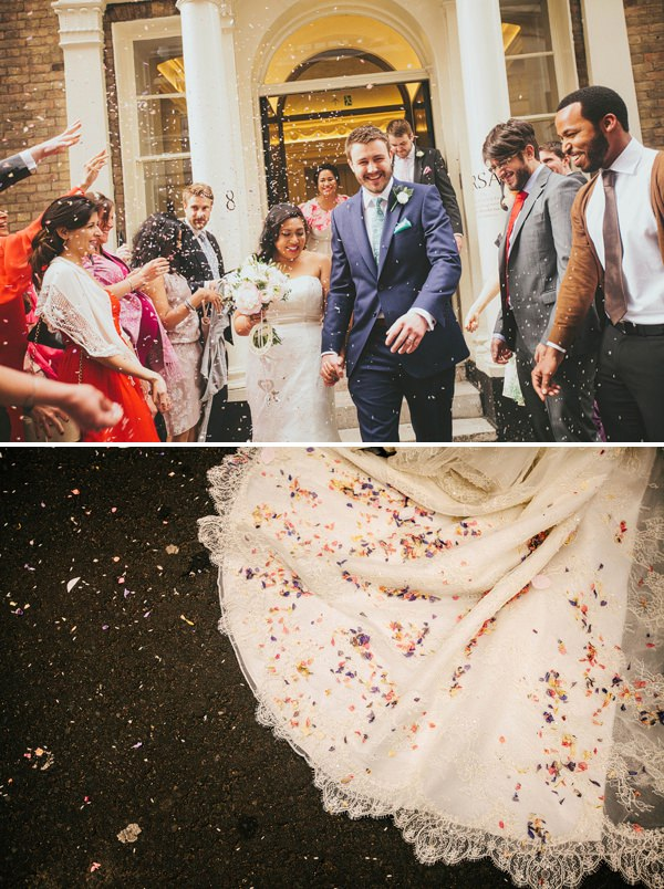 wedding confetti http://www.mikiphotography.info/