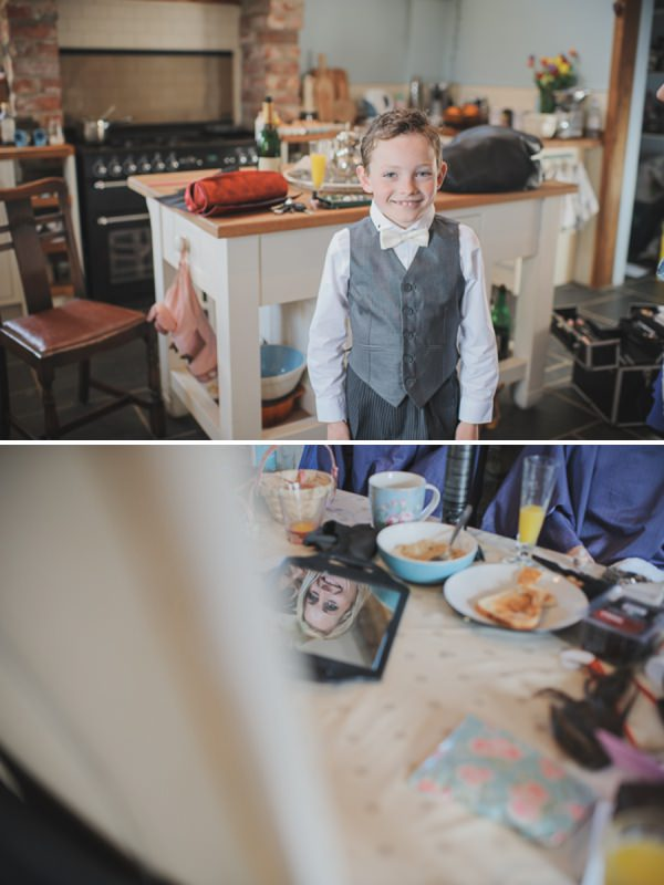 bow tie page boy wedding http://www.oacphotography.com/