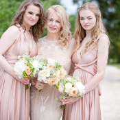 Old Country Glamour Wedding