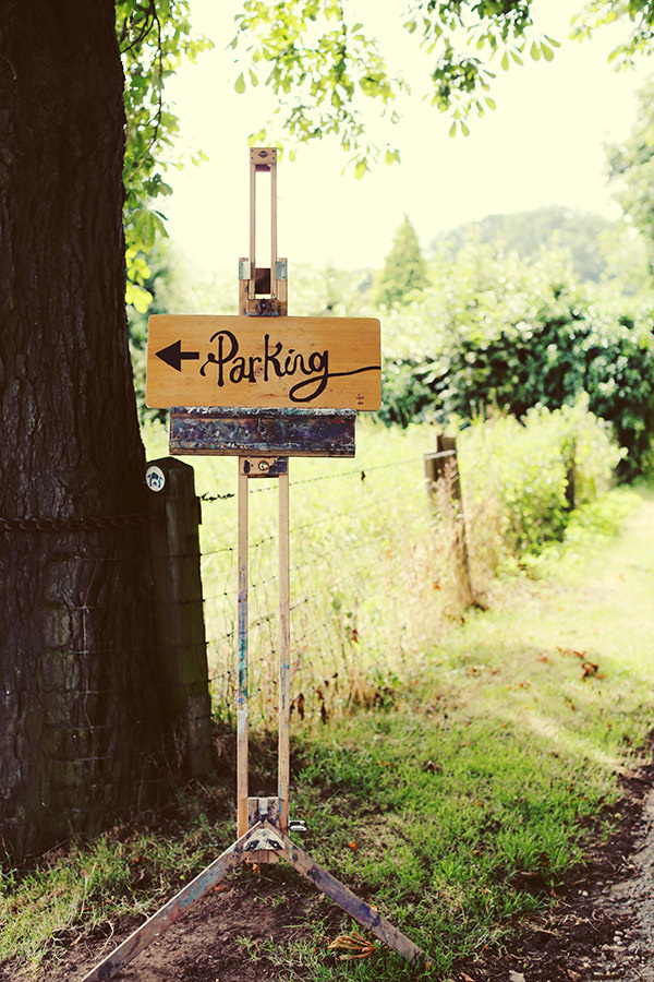 Colourful Quirky Summer Garden Wedding http://www.mariafarrelly.com/