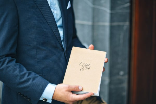order of service stationery Rustic Patterns & Pastels Wedding http://campbellphotography.co.uk/