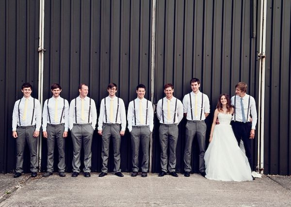 534ac3cc65bc Groom Style Ideas. From Dapper Suits to Relaxed Fashion.