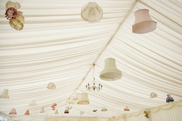 Lampshades Bright Tea Party Yellow Wedding http://www.gemmawilliamsphotography.co.uk/