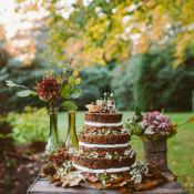 Woodland Autumnal Boho Wedding Ideas