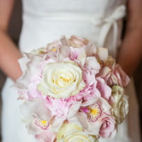 Pretty Pink Country Garden Wedding http://www.charlotterazzellphotography.com/