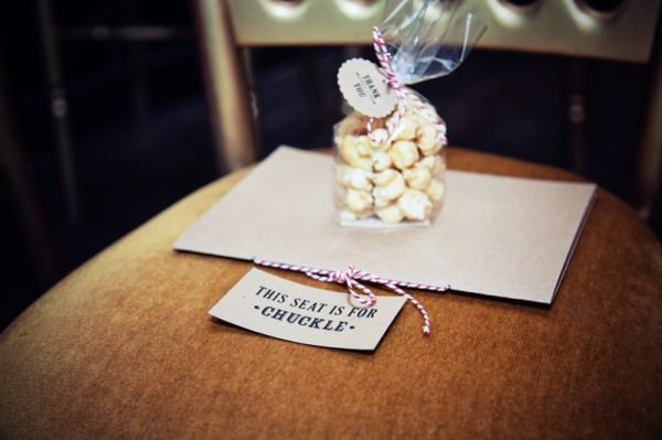 Quirky Pub Wedding Popcorn Favours http://www.fitzgeraldphotographic.co.uk/