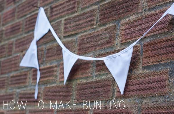 DIY Bunting Tutorial