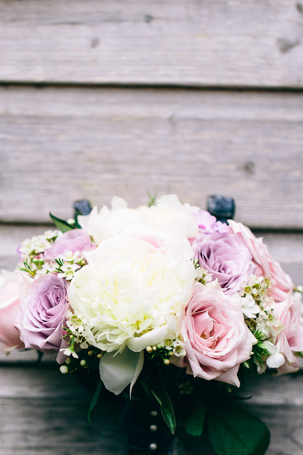 Quirky Fun Cafe Wedding Peony Rose Bouquet http://struvephotography.co.uk/