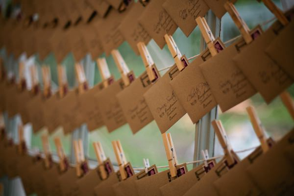 Stylish Country Fair Calligraphy Table Plan Wedding http://www.lucyturnbull.co.uk/