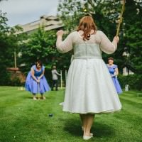 Croquet Wedding Games http://jamesandlianne.com/