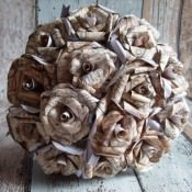 The Pixie. Pretty Paper Flower Creations. In The Hotseat