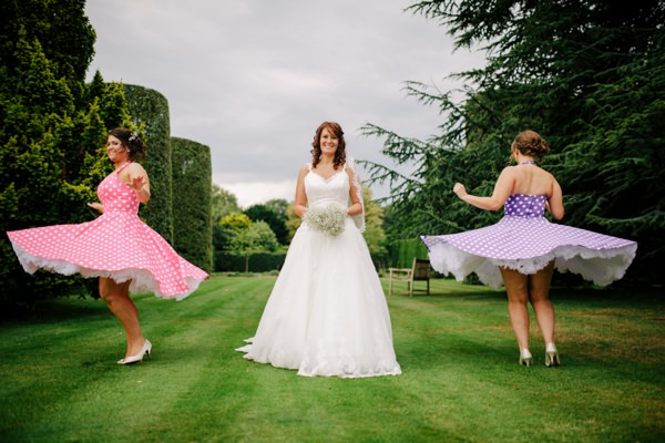 Fun Colourful Country Wedding http://mattbowenphotography.co.uk/