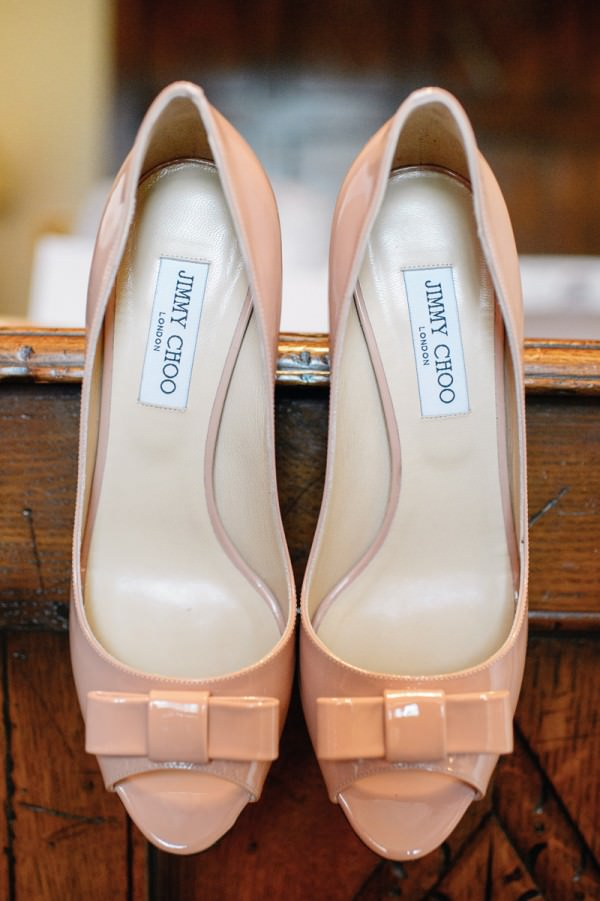 Relaxed Colourful Pretty Wedding Jimmy Choo shoes http://www.daffodilwaves.co.uk/