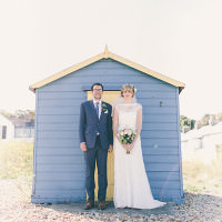 Pretty English Summer Garden Wedding http://www.weheartpictures.com/