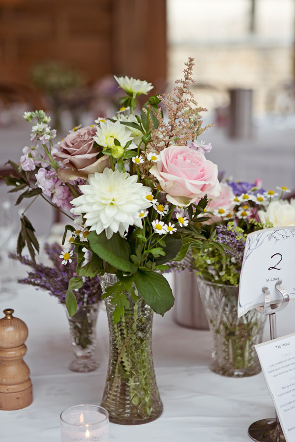 Cottage Garden Feel Cotswolds Wedding Flowers http://www.suekwiatkowska.com/