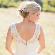 Simple Country Elegant Destination Chateau Wedding in Dordogne France
