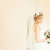 Whimsical Pastel Floral Wedding