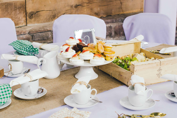 Bohemian Homespun Wedding Afternoon Tea http://www.nickmurrayphotography.co.uk/