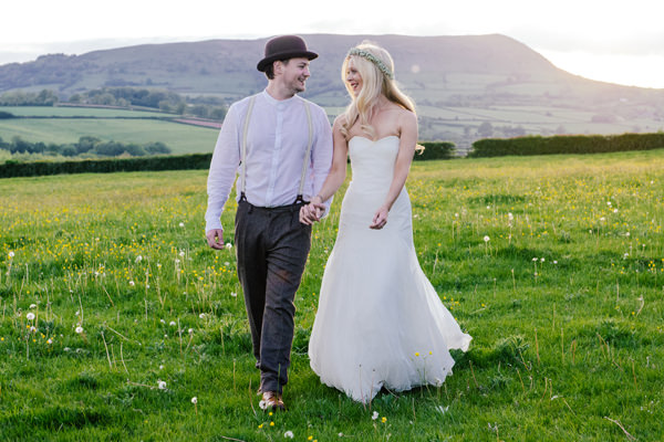 Bohemian Homespun Wedding http://www.nickmurrayphotography.co.uk/